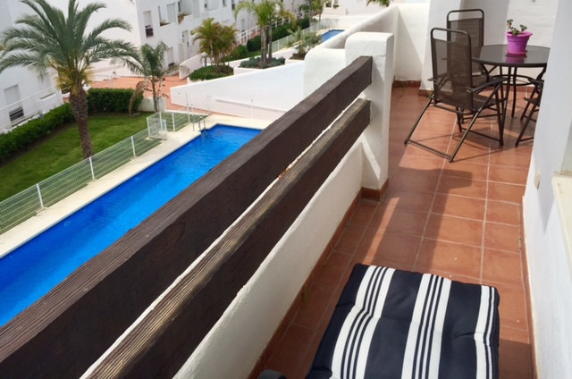 Apartment for sale in a calm and serene environment, within a famous international golf course of 18Spain