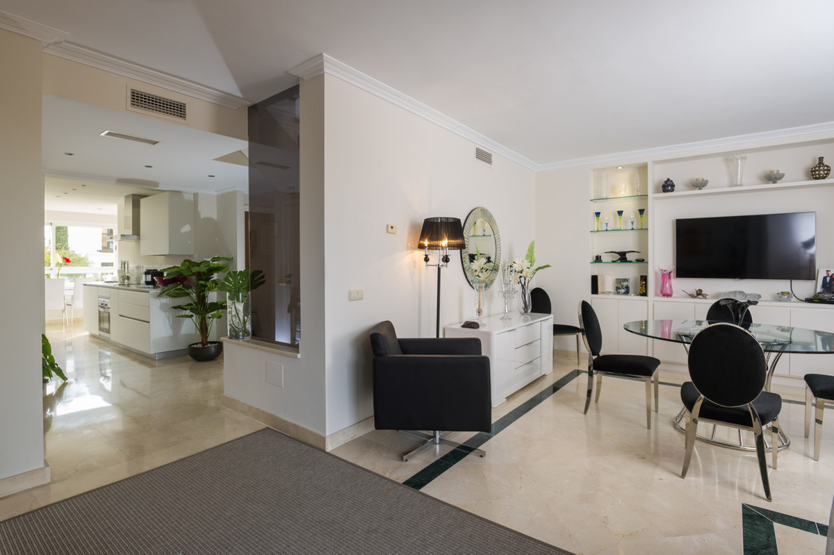 Appartement  Penthouse 													en vente  																			 à The Golden Mile
