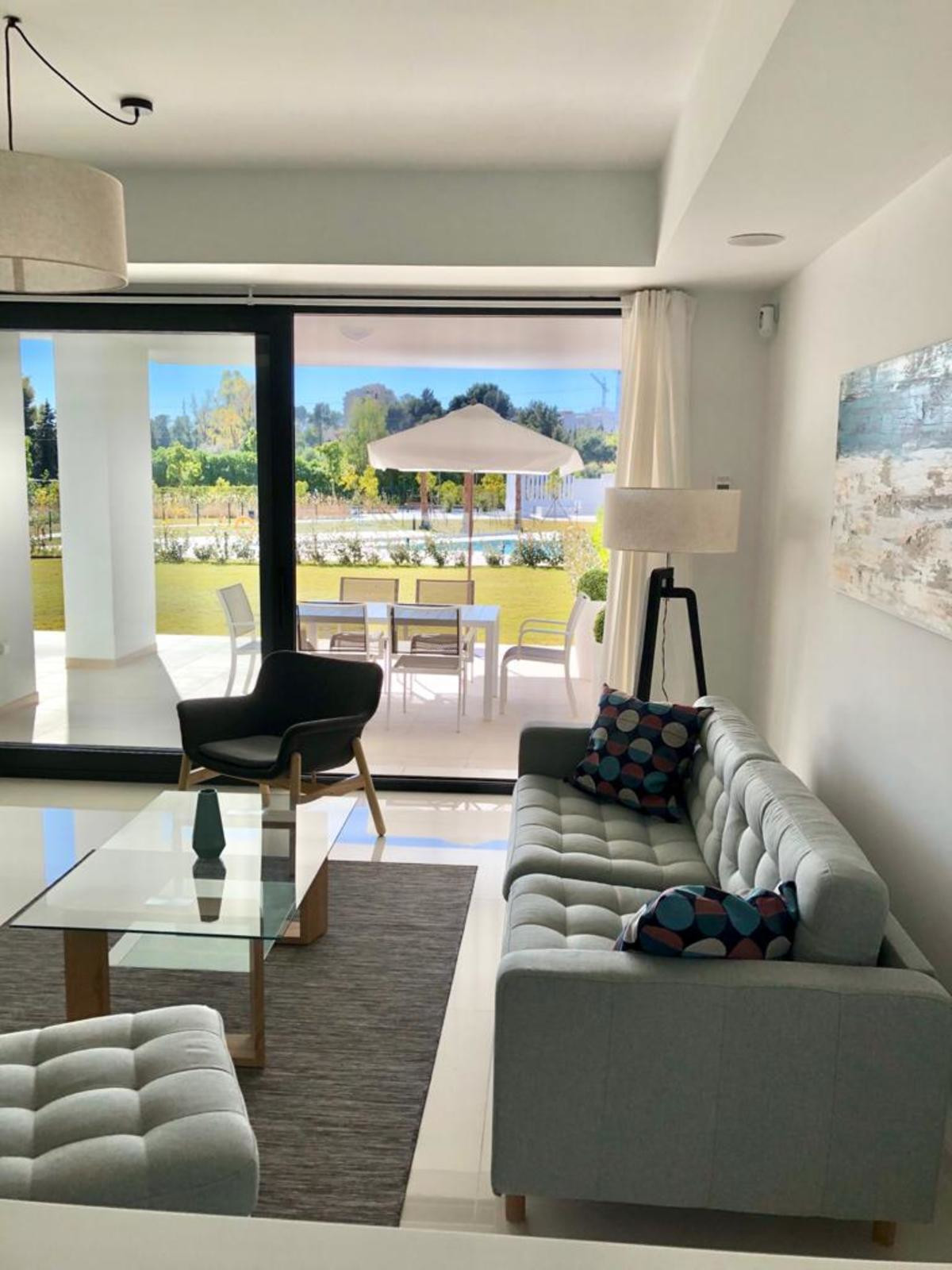 Magnificent apartment for sale, modern design in one of the best areas of Marbella / Estepona, in a ,Spain