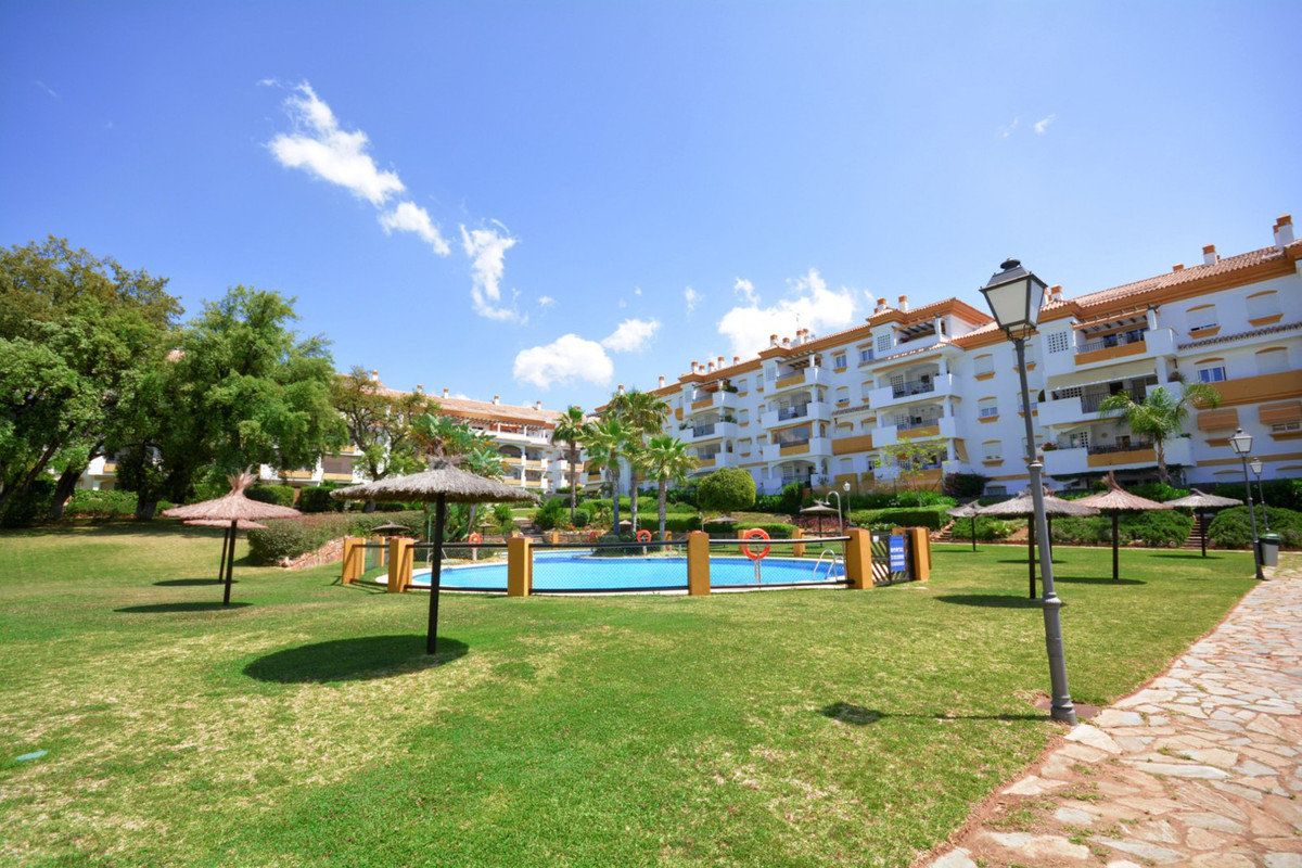 Located in a gated community with security 24 hours and less than 800 meters from the beach .Within ,Spain