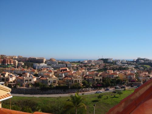 """Great penthouse in """"Atalaya de la  Riviera"""" ,with wonderful panoramic views . The sea is v,Spain"""
