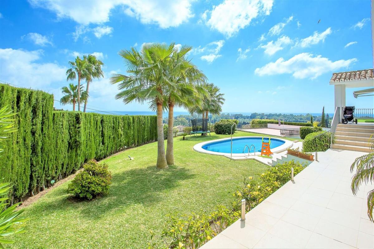 Detached Villa, Elviria, Costa del Sol. 4 Bedrooms, 3 Bathrooms, Built 359 m².  Setting : Close To S,Spain
