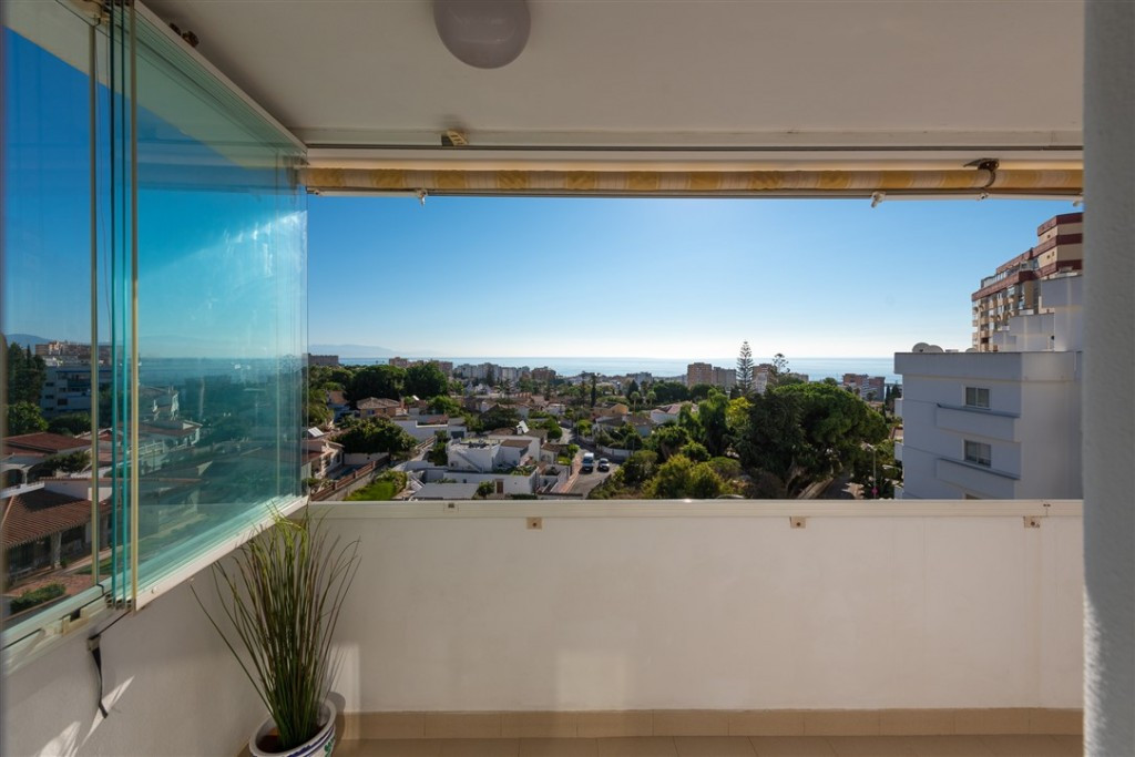 Excellent 2 bedroom apartment that we found in Benalmadena Costa. In a private and secure urbanizati,Spain