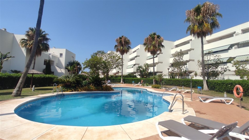 Excellent 2 bedroom ground floor apartment found in the much sought after area of ??Guadalmina Baja.,Spain
