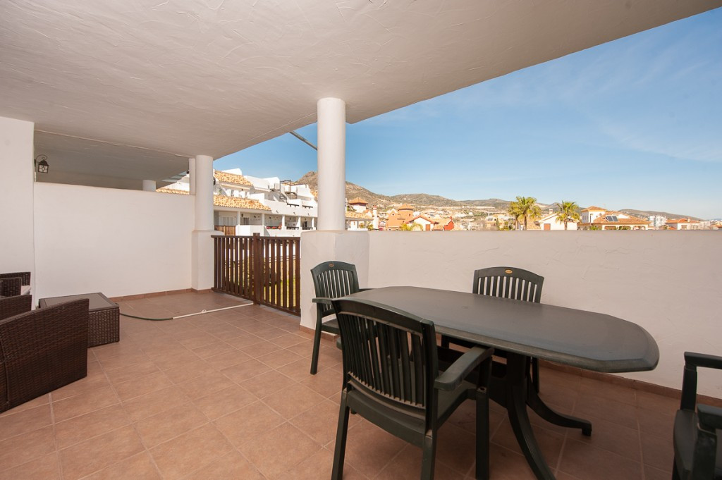 Appartement  Rez-de-chaussée en vente   à Benalmadena Costa