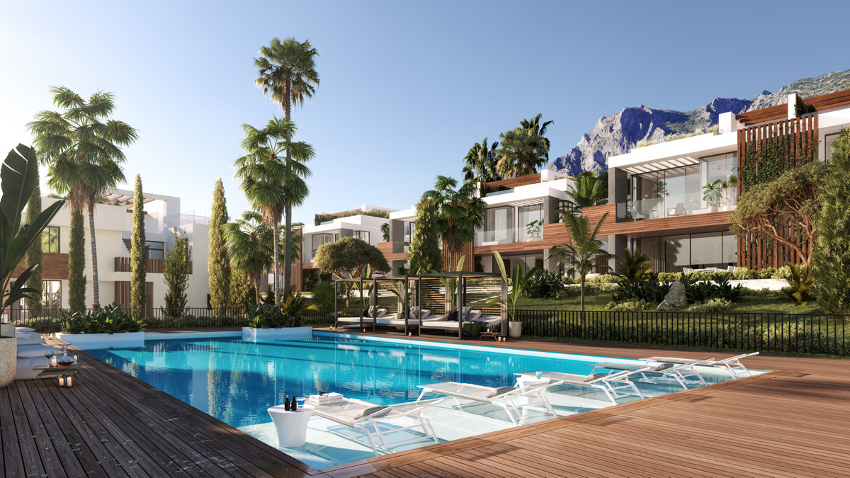 Semi-Detached Houses for sale in Marbella MCO3430813