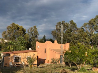 Charming country house located on the outskirts of Alhaurin el Grande. Rustic and very cozy, it has ,Spain