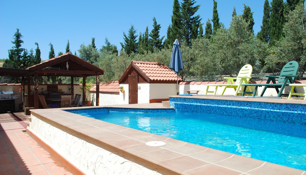 Fantastic finca located in the area of La Alqueria in Alhaurin de la Torre, in a quiet and private a, Spain
