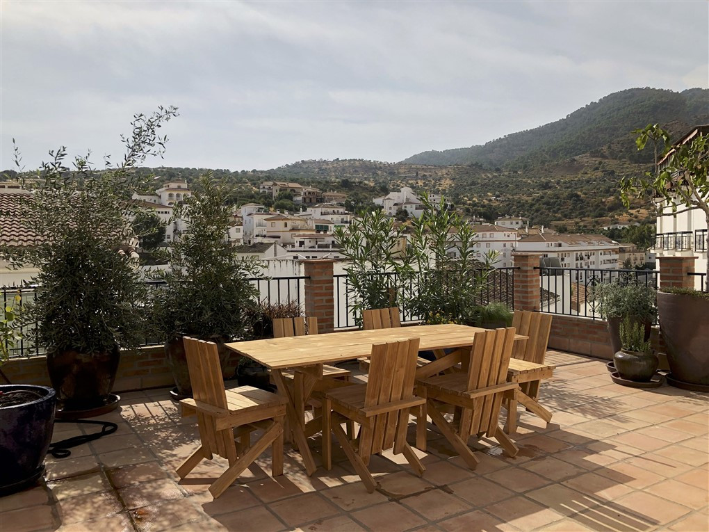 Townhouse for sale in Tolox