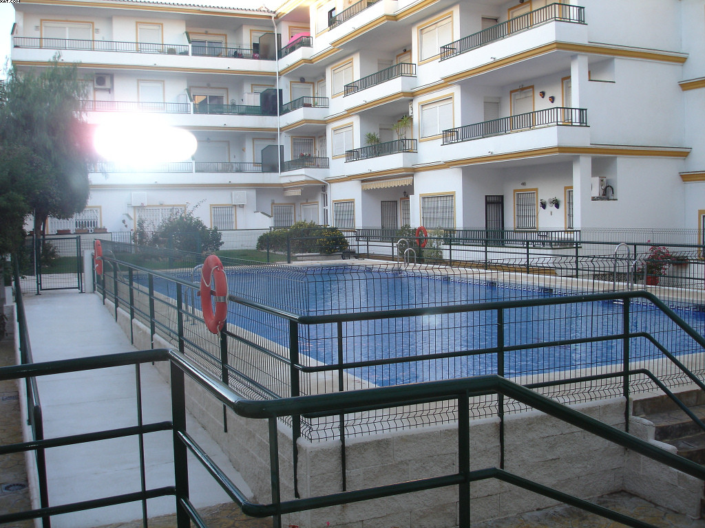 This one level, ground floor apartment is situated near the park in La Cala de Mijas. Whilst it is a,Spain
