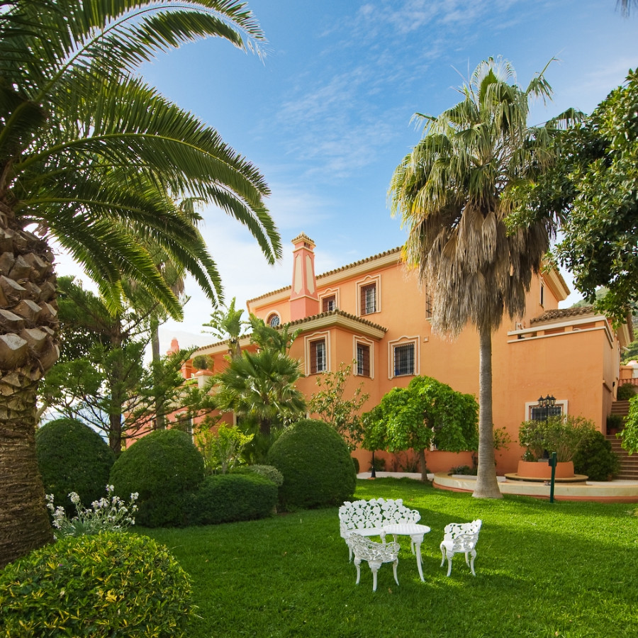 Originally listed at 3.850.000  € now reduced to 2.550.000 €   Close to Mijas Village  Fabulous vill,Spain
