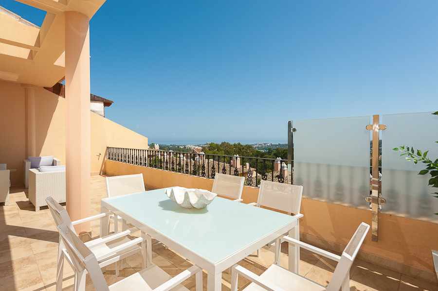 Originally listed at 870,000 € now reduced to 755,000 €  Impressive 3 bedroom duplex penthouse locat, Spain