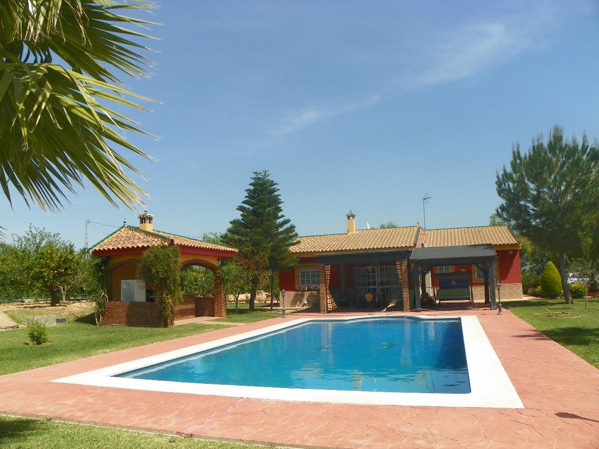 Gård/hus på landet i Villafranco del Guadalhorce R3312313