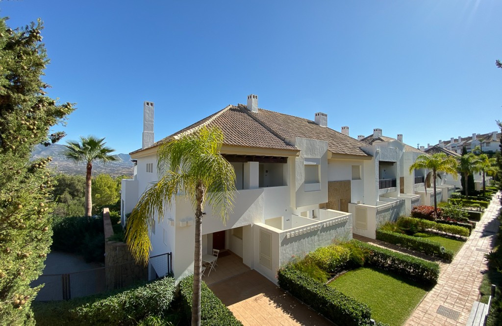 This a fabulous townhouse inside a gated and immaculately maintained luxury development, Monte Alto,,Spain