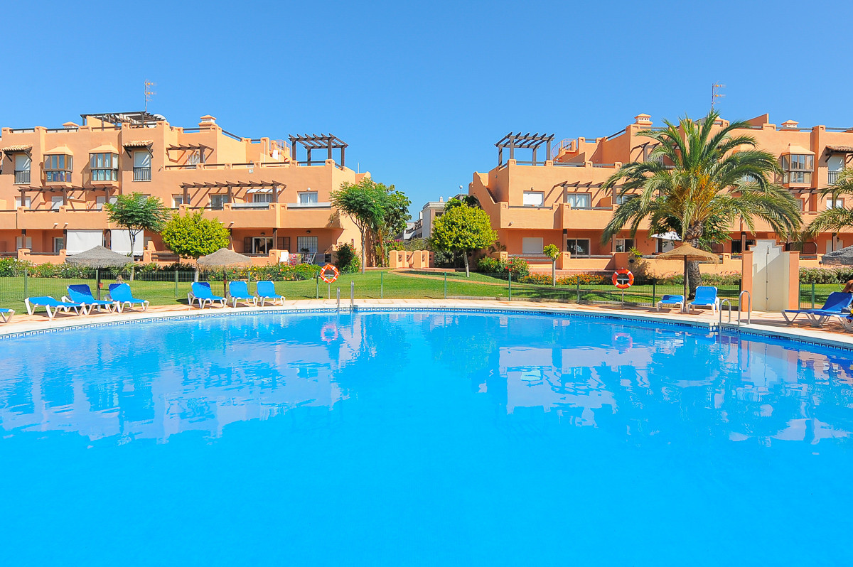 This superb two bed two bath penthouse apartment has spectacular views and is situated conveniently ,Spain