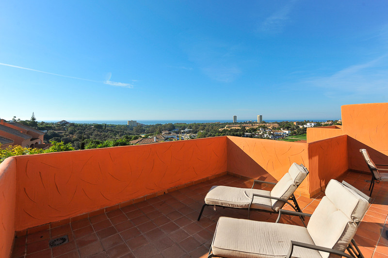 Marbella Banus Ático en venta en Elviria – R3118321