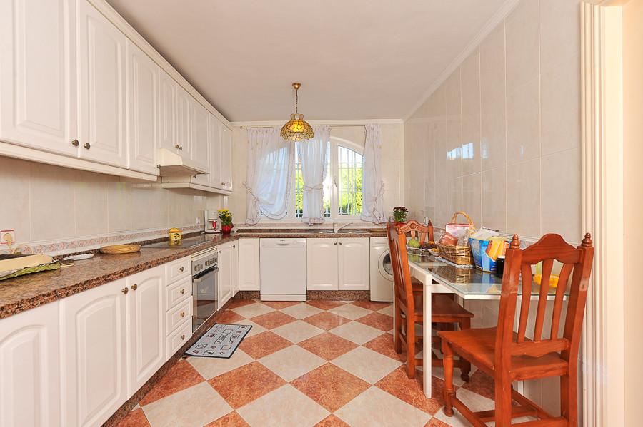 Villa Independiente en Torrequebrada, Costa del Sol