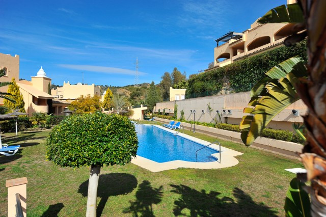 Fabulously well presented south-facing duplex penthouse situated in a 24-hour gated community called, Spain