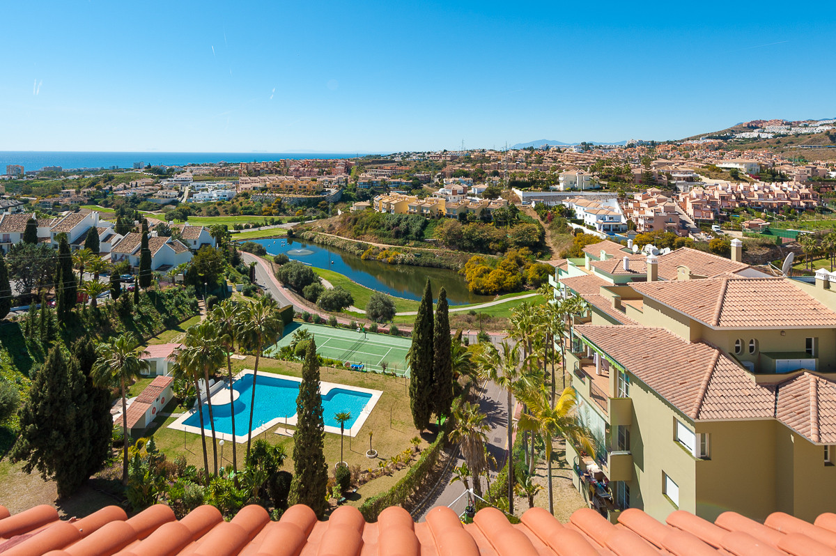 Penthouse in Mijas Costa