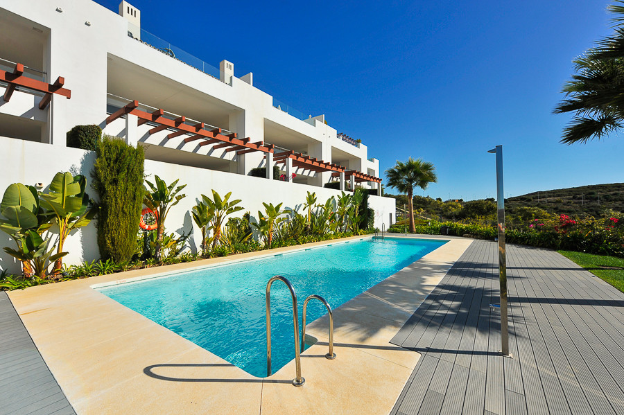 Delightful penthouse situated on the prestigious resort of the Finca Cortesin, with well-kept commun, Spain