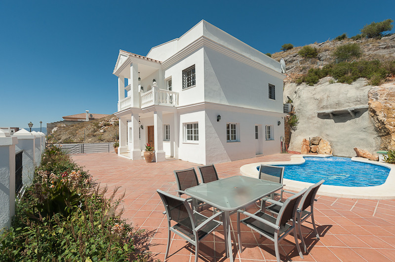 This magnificent property occupies the most stunning location with views of the countryside and moun,Spain