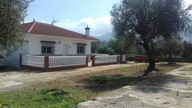 Superb 2 bedroom finca located close to Alhaurin el Grande. The property enjoys tranquility and priv, Spain