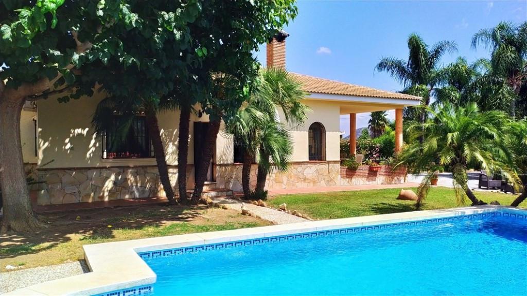 Finca - Cortijo for sale in Alhaurín el Grande R3481141