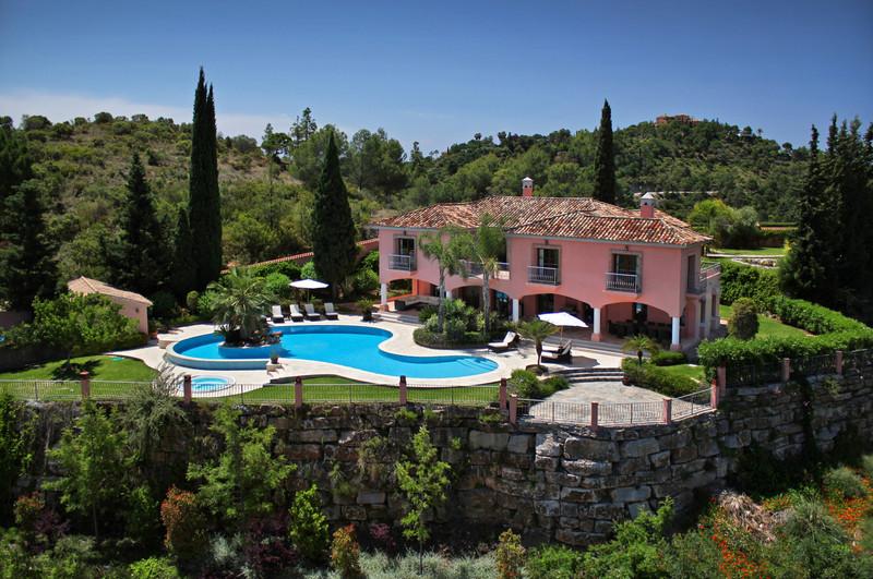 Marbella Banus Villa – Chalet, El Madroñal – R148605