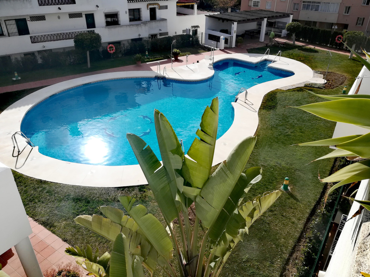 Nice apartment in Pueblo del Parque on the Paloma Park,500m down to the beach and 300m in to the cen Spain