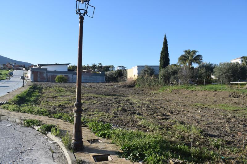 Residential Plot in Alhaurín el Grande for sale