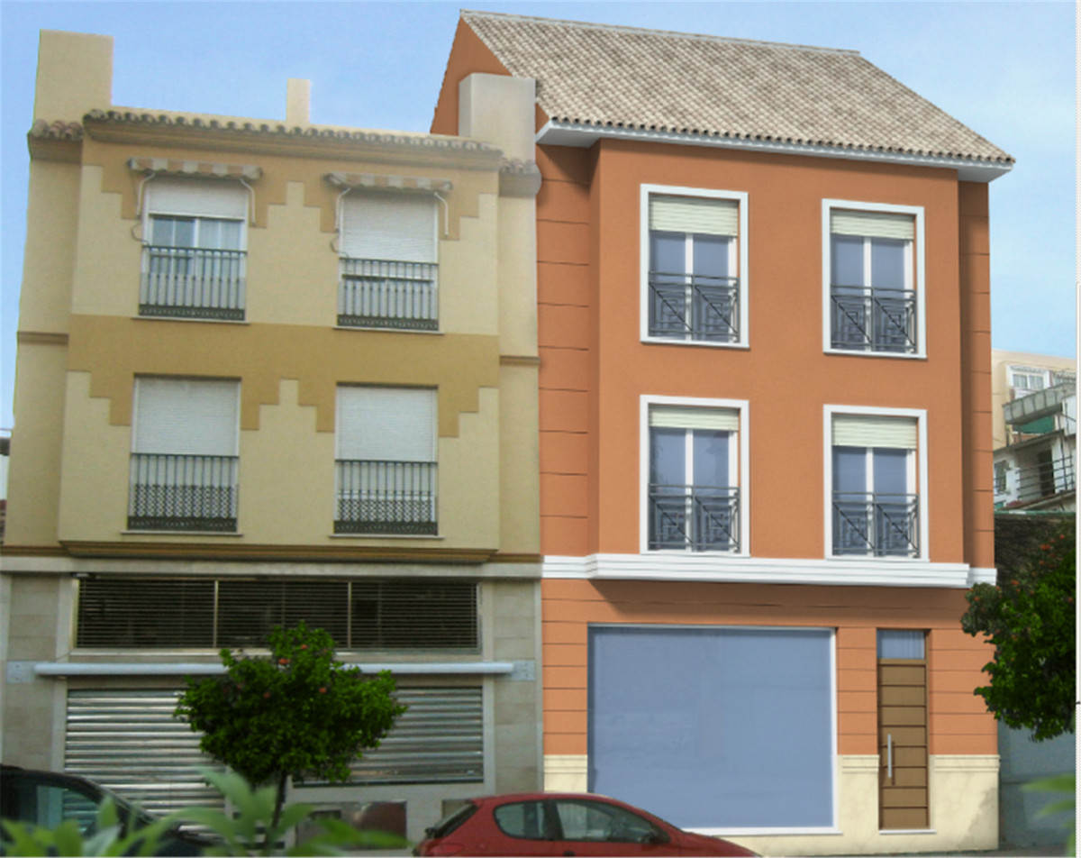 PRICE REDUCTION FOR RAPID SALE - INVESTMENT Building in one of the neighborhoods of Malaga best know, Spain