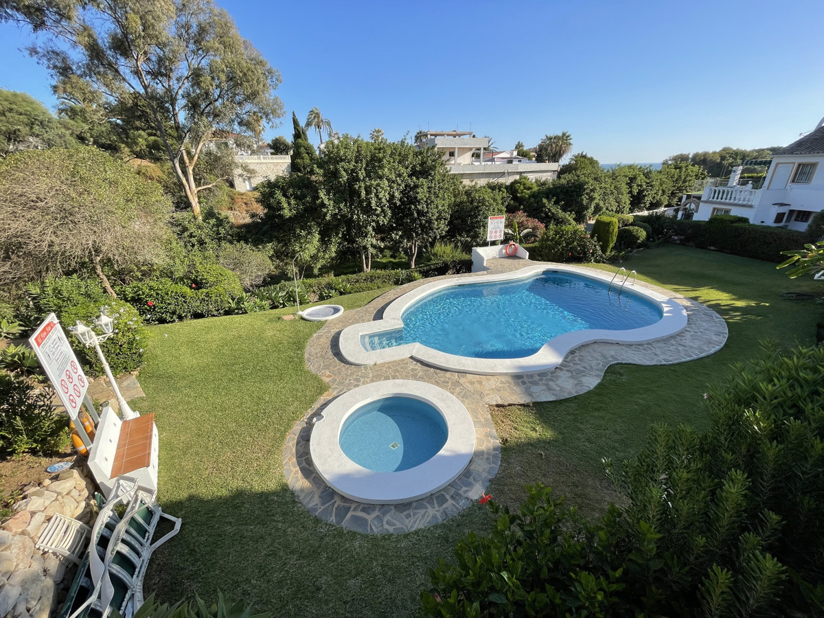 Villa in El Faro, a residential and quiet area. A haven of peace overlooking the sea and surrounded ,Spain