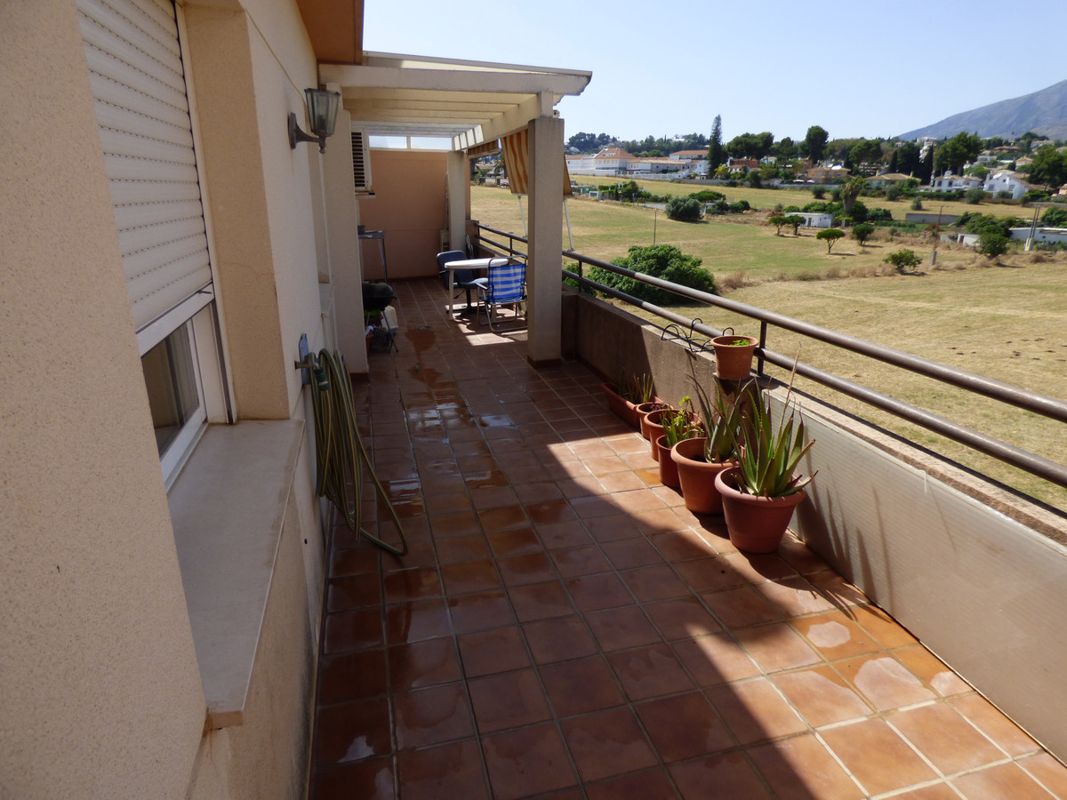 THREE BEDROOM APARTMENT AND TWO BATHROOMS IN AREA BEHIND CORTE INGLES, VERY QUIET AREA, WITH BIKE LA,Spain