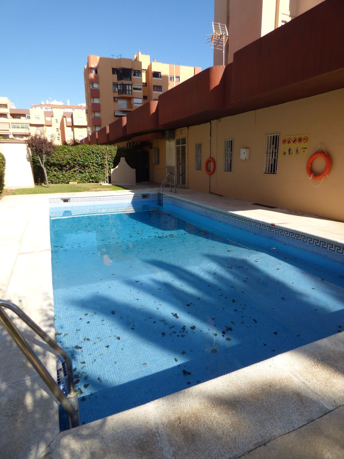 TWO BEDROOM APARTMENT, ONE DOUBLE AND THE OTHER SINGLE, WITH A COMPLETE BATHROOM, SOLON-DINING ROOM,,Spain