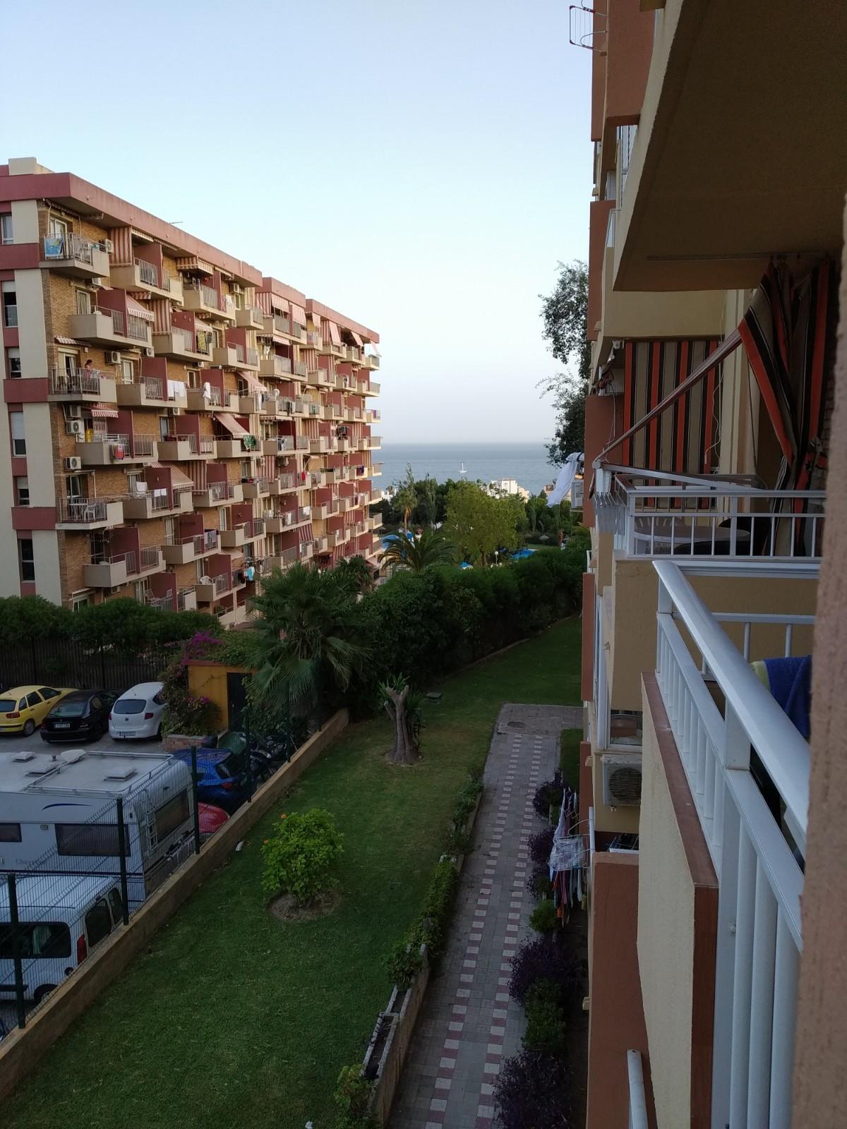 1 Bedroom Middle Floor Studio For Sale Benalmadena Costa, Costa del Sol - HP3594640