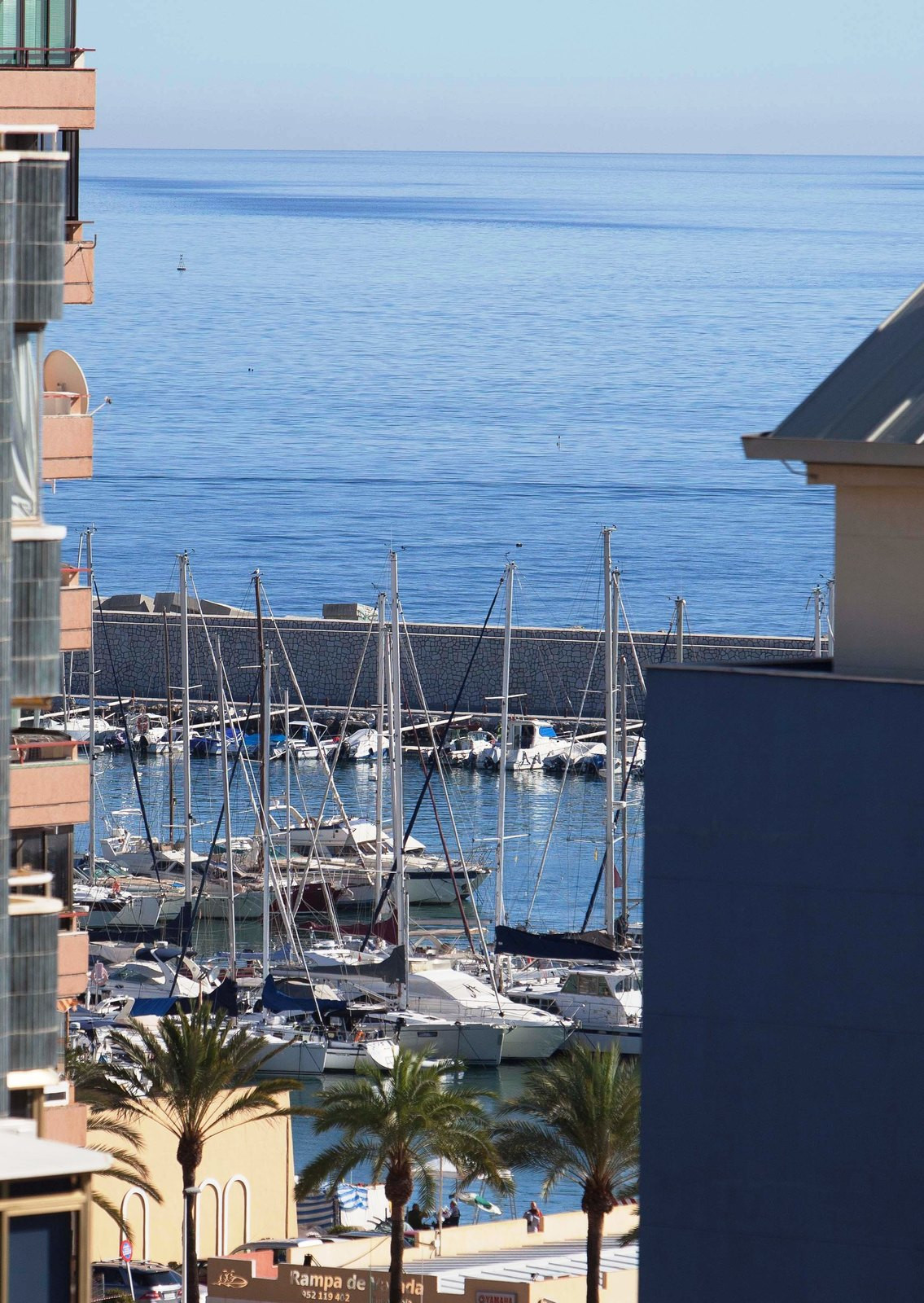 Bright penthouse with 2 bedrooms and 2 bathrooms. Equipped kitchen and separate laundry. The propert,Spain