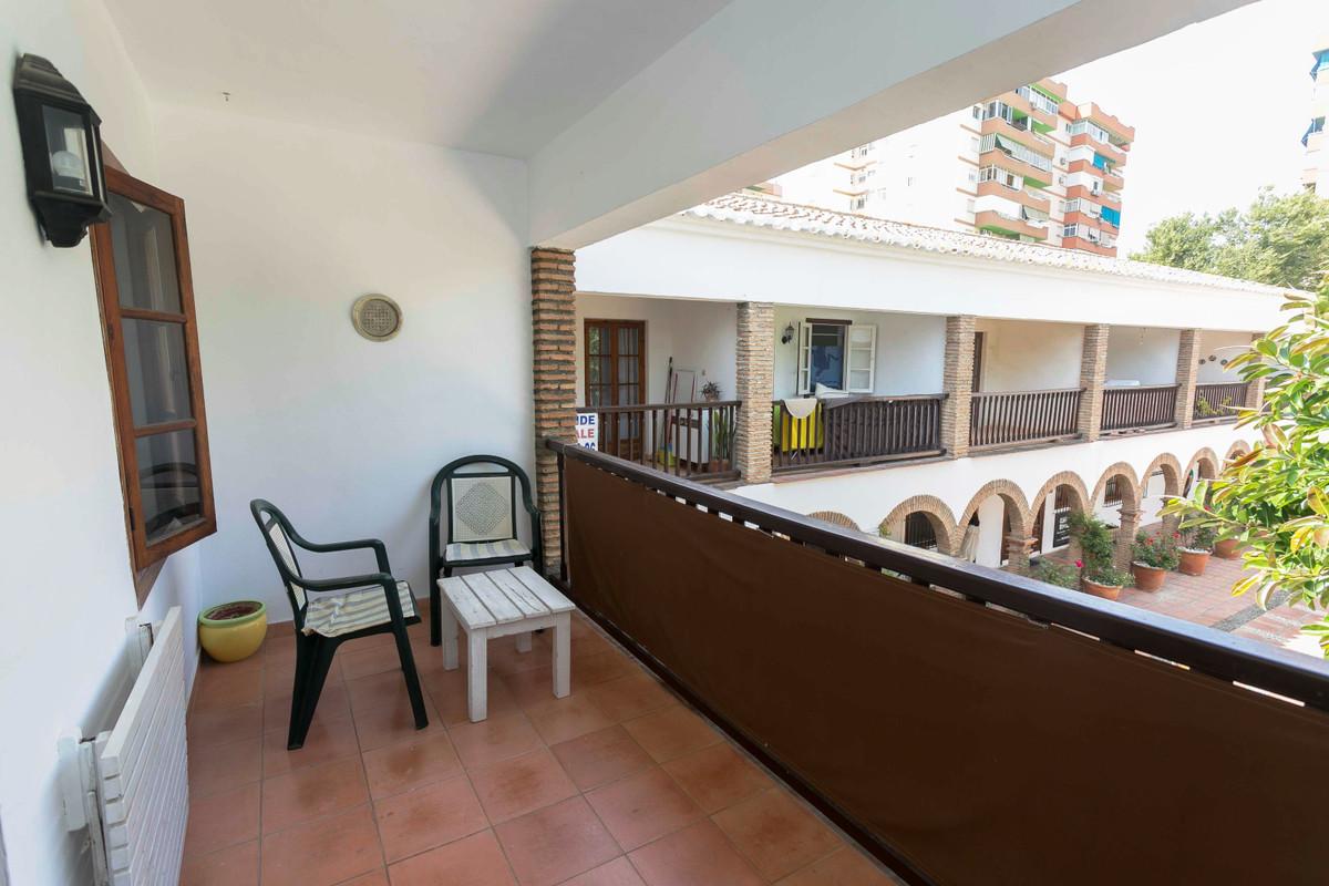 Middle Floor Studio in Fuengirola