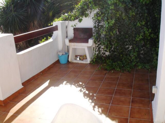 CALAHONDA  apartment in quiet urbanization with pool and gardens The house has 1 bedroom, large livi, Spain