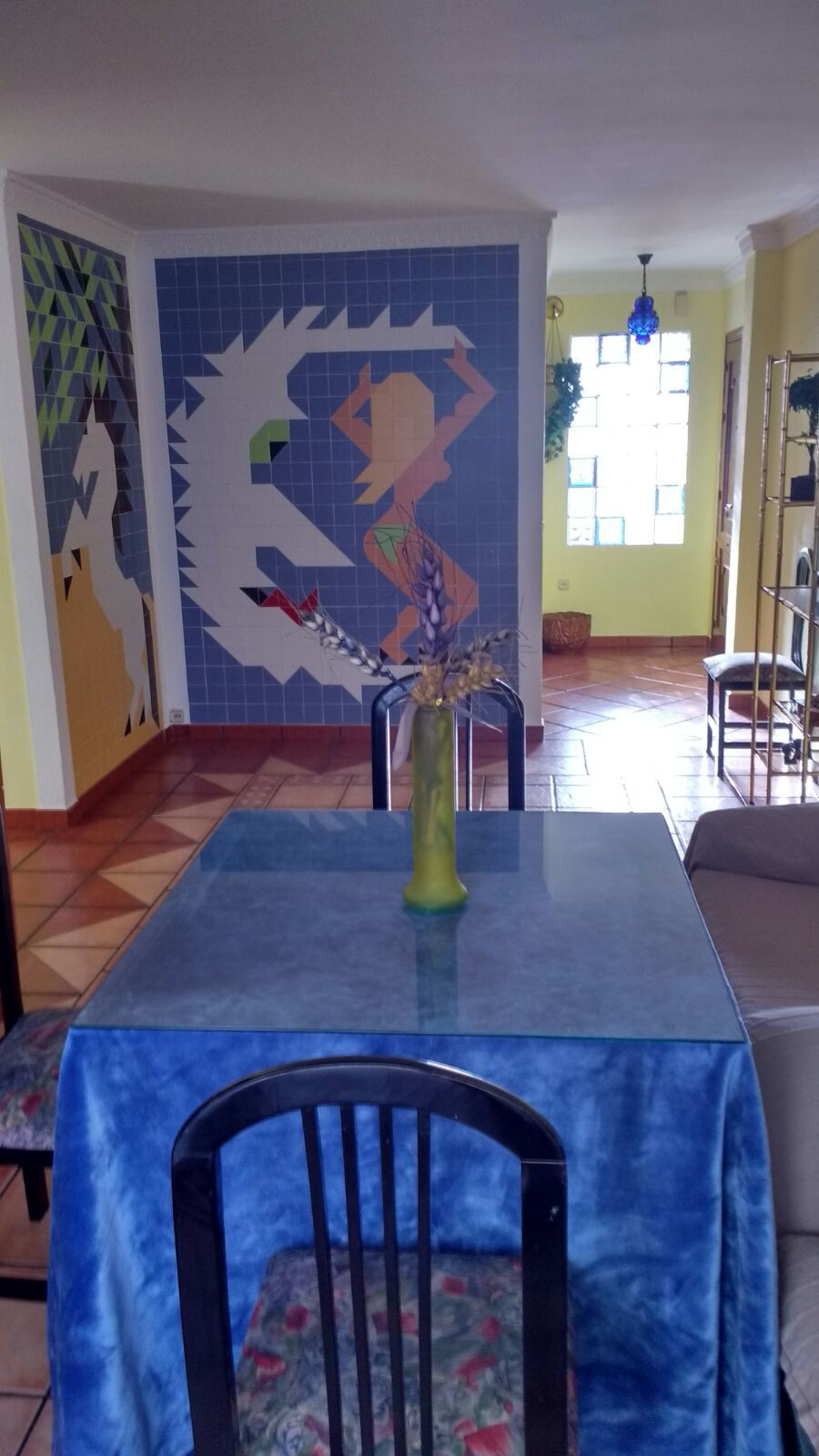 NICE APARTMENT WITH 3 BEDROOMS, TWO OF THEM DOUBLES, INDEPENDENT KITCHEN WITH OFFICE AREA OR LAUNDRY,Spain