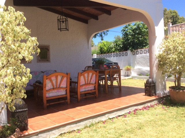 Cortijo de Mazas, just 7 minutes from Playamar and 5 from Malaga airport, detached villa on one floo,Spain