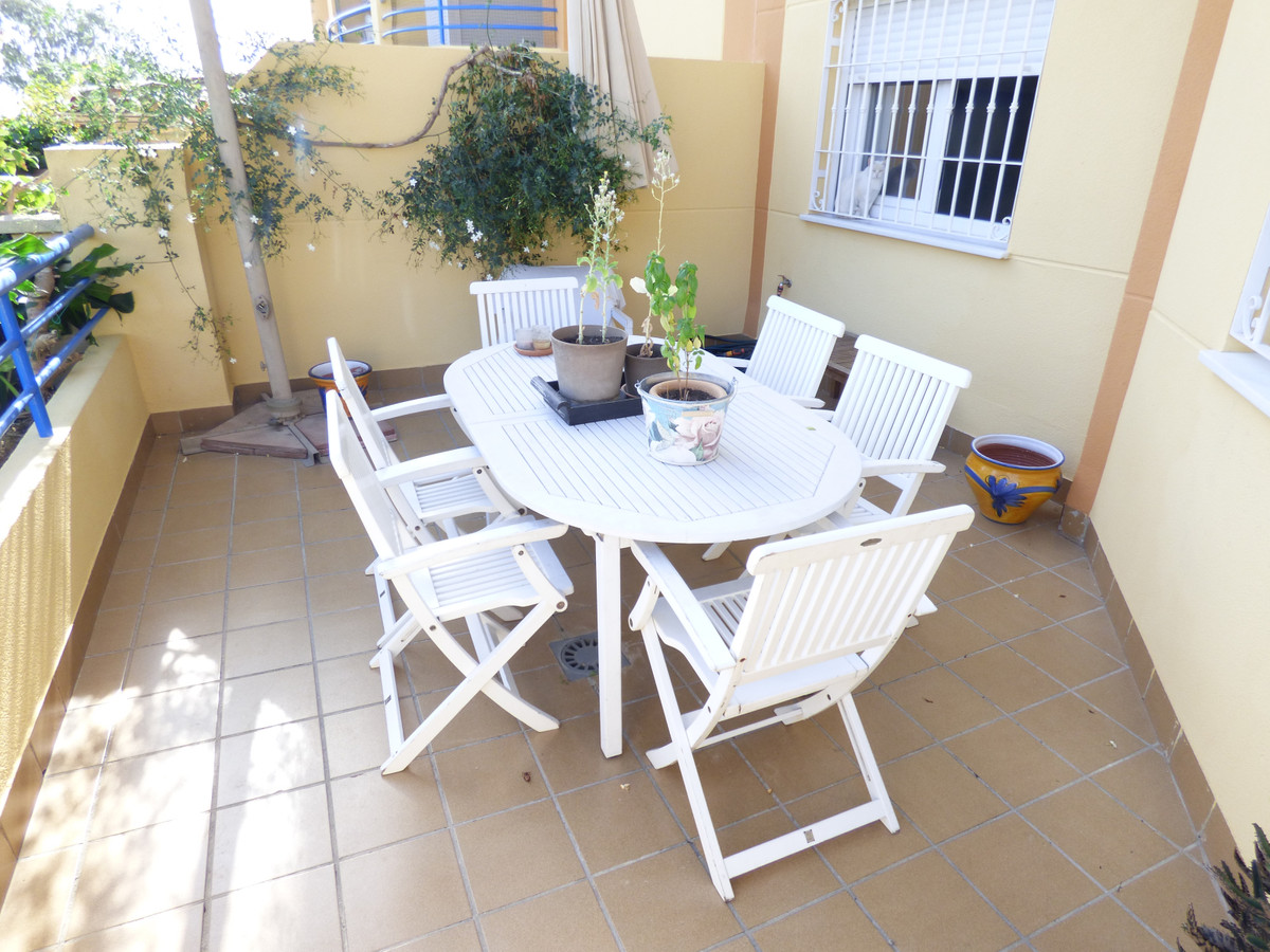 GROUND FLOOR APARTMENT WITH PRIVATE GARDEN OF 112 M2 AND TERRACE OF 25M2. CONSISTS OF 3 LARGE BEDROO,Spain