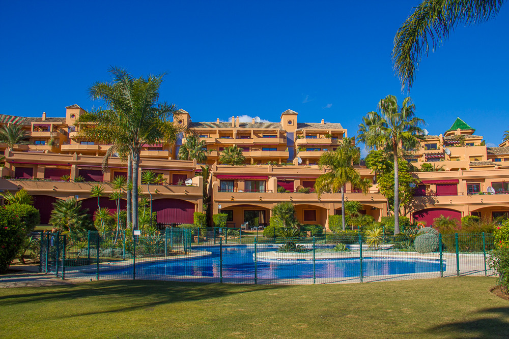 "LUXURY APARTMENT DUPLEX IN THE COMPLEX ON THE FIRST LINE ""RIVIERA ANDALUZA"" (ESTEPONA) PAN, Spain"
