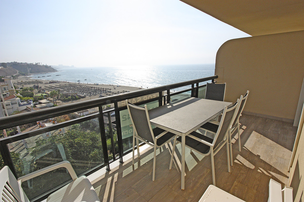 Nice Front line apartment on the promenade of Fuengirola. What is better than having breakfast in th,Spain