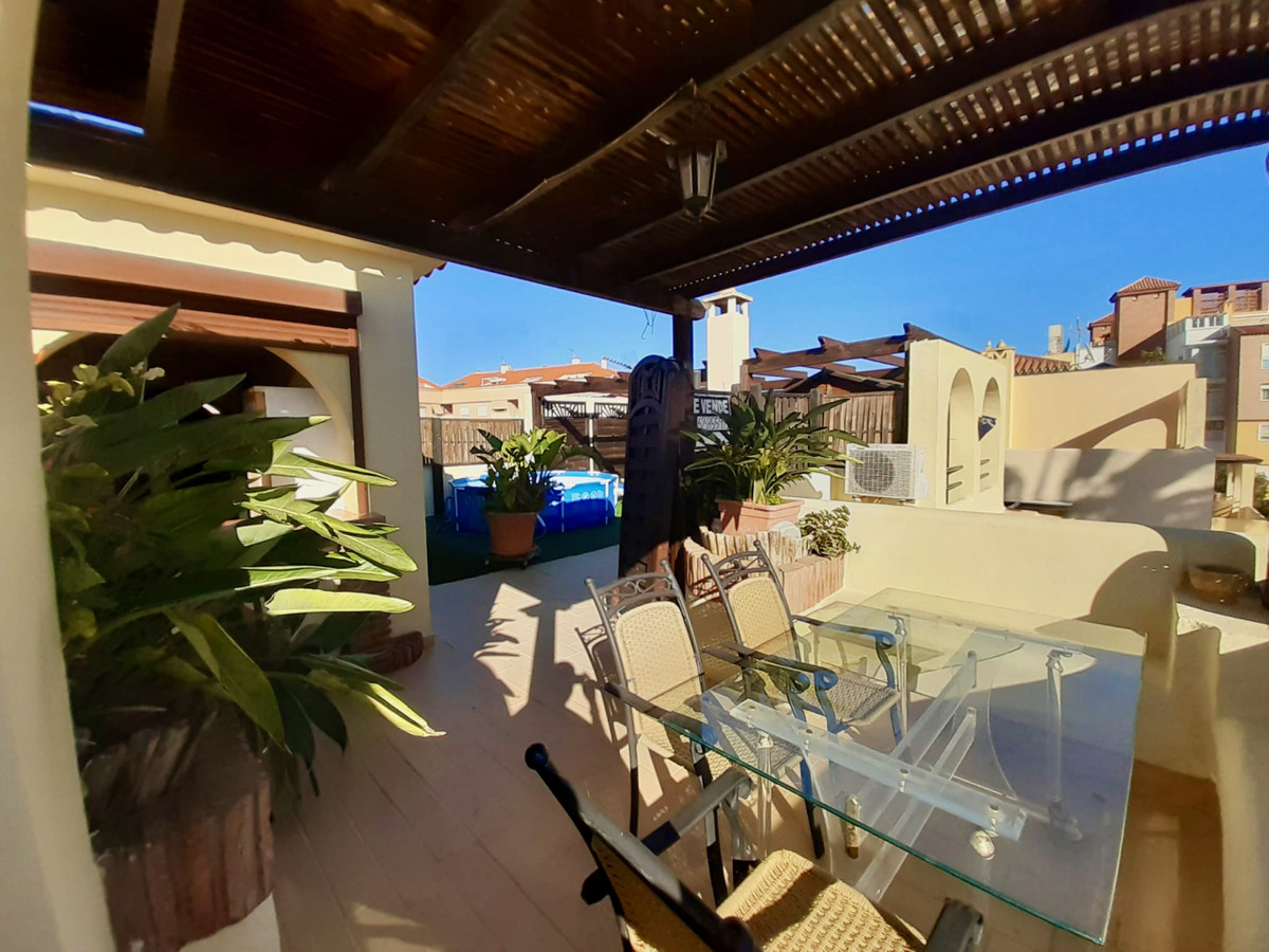 Penthouse, Benalmadena Costa, Costa del Sol. 2 Bedrooms, 1 Bathroom, Built 72 m², Terrace 60 m².  Se, Spain
