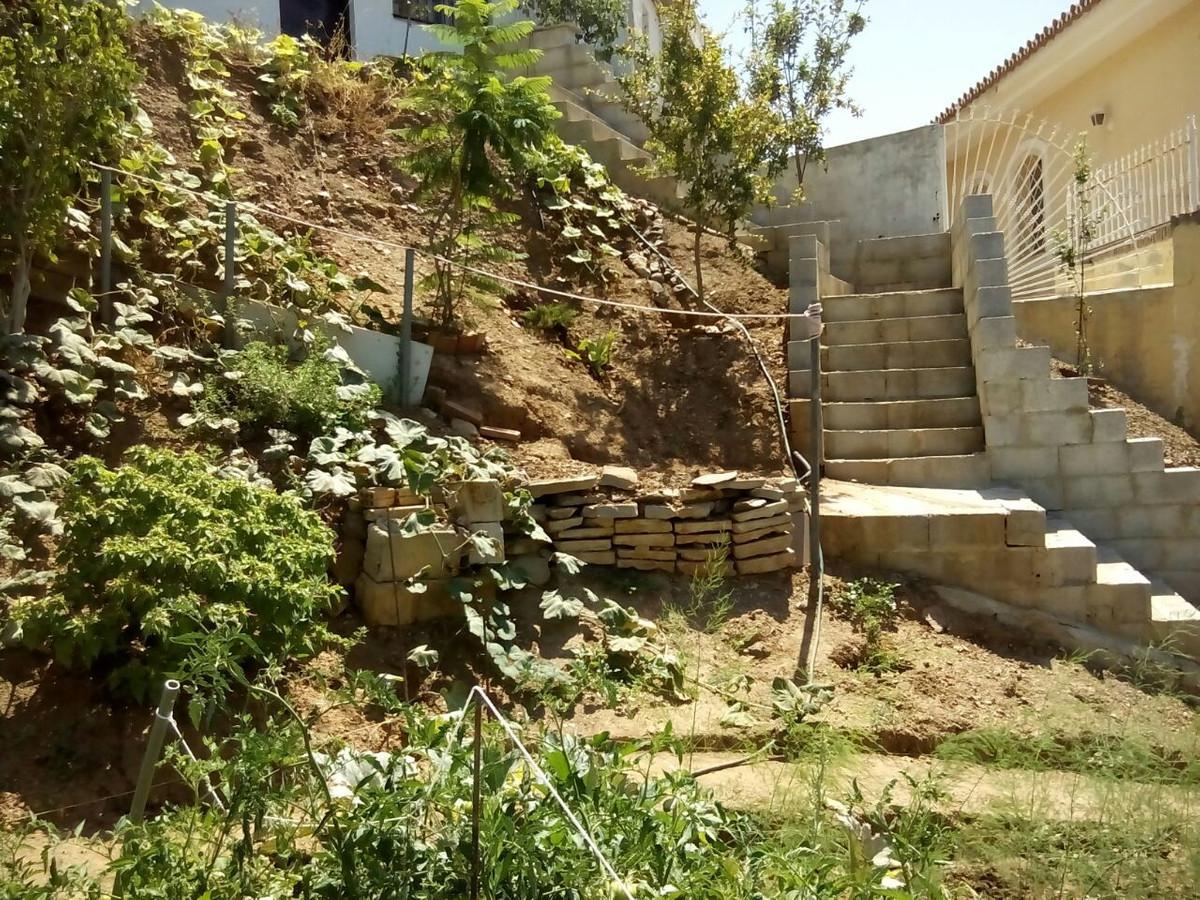Residential Plot in Benalmadena Costa