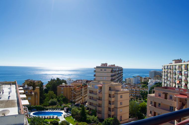 Penthouse for sale in Benalmadena Costa R3298312