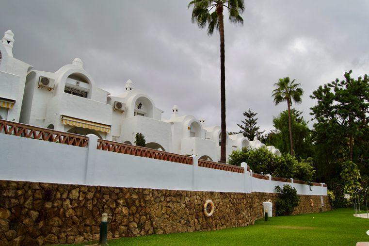 Townhouse in Torrequebrada