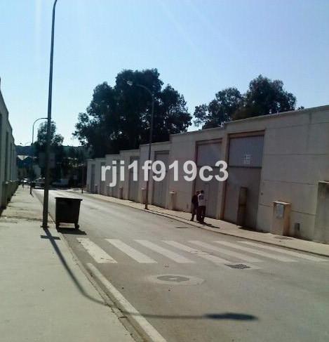 """The industrial park """"ELVIRIA II"""" of recent construction, is located in Elviria, pertaining,Spain"""