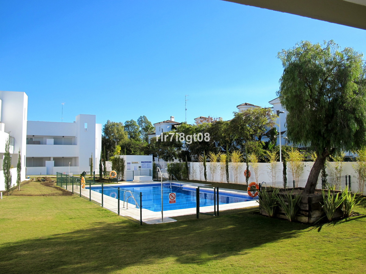 A stylish 3 bedroom ground floor, located just behind Puerto Banus. A modern design and brand new co, Spain
