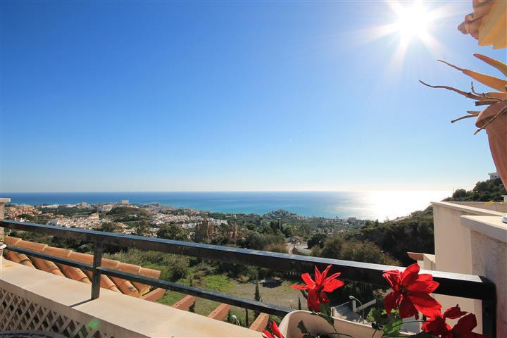 Penthouse for sale in Benalmadena Pueblo